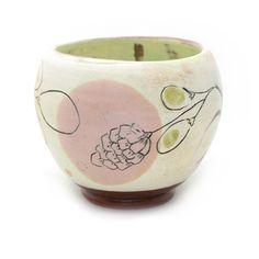 Maria Dondero Shop: Pink Dot Bowl #2 - The Clay Studio