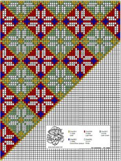 Cross Stitch Designs, Cross Stitch Patterns, Cross Stitch Cushion, Palestinian Embroidery, Sampler Quilts, Chart Design, Loom Beading, Bead Weaving, Cushion Covers