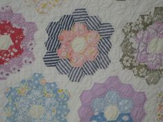looking for fabrics to repair my grandmother's quilt that is way worn out.