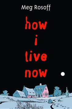 How I Live Now by Meg Rosoff - Fifteen-year-old Daisy is sent from Manhattan to England to visit her aunt and cousins she's never met: three boys near her age, and their little sister. Her aunt goes away on business soon after Daisy arrives. The next day bombs go off as London is attacked and occupied by an unnamed enemy. (Bilbary Town Library: Good for Readers, Good for Libraries)