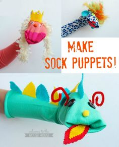 sock puppet opening