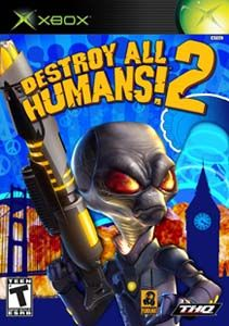 ON SALE NOW! (Destroy All Humans 2) - AllStarVideoGames.com