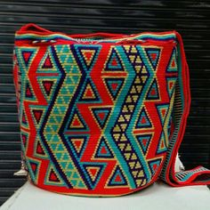 Wayuu arte 100% colombiano  :)
