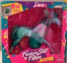 Fashion Star Fillies Dara!