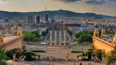 Montjuïc, Barcelona-Catalunya , Spain
