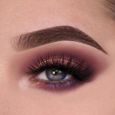 Makeup Tips: Make-up look with the Morphe Jaclyn Hill Eyeshadow Palette - Make up hacks Eye Makeup Glitter, Eye Makeup Art, Smokey Eye Makeup, Eyeshadow Makeup, Makeup Brushes, Beauty Makeup, Eyeliner, Hair Makeup, Eyeshadow Palette