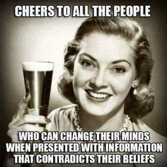 Conquering cognitive dissonance .