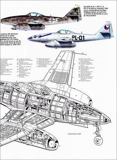 Toute l'Aviation N°15 - Me 262 : une révolution aéronautique http://maquettes-avions.hautetfort.com/archive/2011/06/08/toute-l-aviation.html