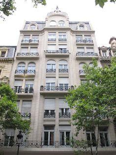 Edificio en Avenida de Mayo 760