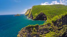 Hamakua Coast, Big Island, Hawaii - http://bestdronestobuy.com/hamakua-coast-big-island-hawaii/