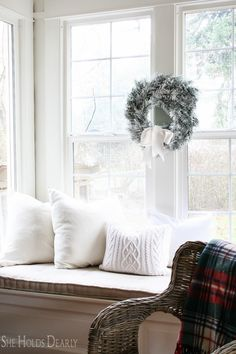 15 Inexpensive Christmas Decor Ideas - She Holds Dearly