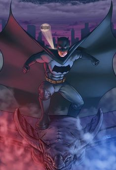 ArtStation - Batman, Gabe Bush