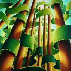 Above Camp by Dana Irving Artistic Tree, Art Classroom Management, Art Assignments, Art And Craft Design, North Vancouver, High School Art, Canadian Art, Ribbon Art, Ap Art
