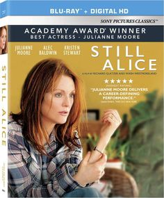 So proud of producing #StillAlice & shining a light on #Alzheimers. Its on Blu-ray now: http://sonypictur.es/PMD8Ip
