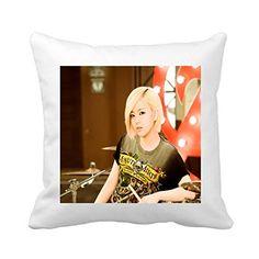 KPOP AOA Ace of Angles 14x14 Throw Hold Pillow Bolster So... https://www.amazon.com/dp/B01ACOXBPE/ref=cm_sw_r_pi_dp_KIpMxbH44GJ4W