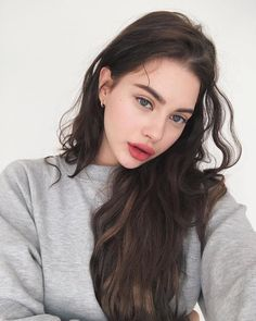 makeup aesthetic – Hair and beauty tips, tricks and tutorials Aesthetic Makeup, Aesthetic Girl, Beauty Makeup, Hair Makeup, Hair Beauty, Just Beauty, Instagram Girls, Fair Skin, Pretty People