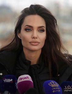 Angelina Jolie, Bridal Makeup, Makeup Looks, Hair Makeup, Make Up, Street Style, Actresses, London, Face