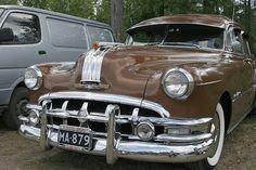 """""""1950 Pontiac Silver Streak 8"""""""