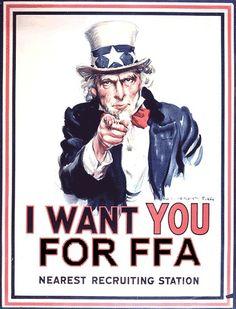 FFA Poster