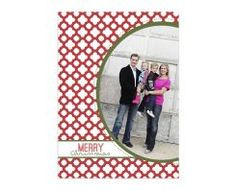 Kirkland Christmas Card Template - aka scrapbook template!