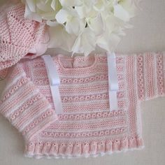 Baby Sweater Knitting Pattern, Baby Sweaters, Diy, Trinidad, Instagram, Fashion, Vestidos, Handmade Baby Clothes, Doll Clothes