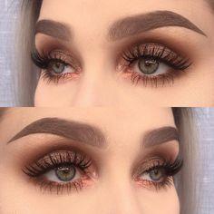 #Nudes #Matte #Eyes #Makeup #Beauty #Maquillaje #Sombras #EyeShadow