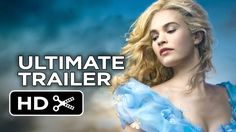 cool Cinderella Ultimate Princess Trailer (2015) - Lily James, Cate Blanchett Movie HD
