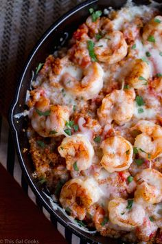 Cajun Shrimp Quinoa Casserole | 25 Quinoa Recipes That Are Actually Delicious