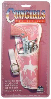 Cowgirls Toy Cap Gun & Holster Set for Kids | Bass Pro Shops