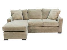 Jonathan Louis International Living Room Juno Reversable Sofa/Chaise G61191 - Kittle's Furniture - Indiana and Ohio