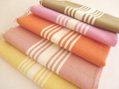 Beautiful Turkish hand / kitchen towels!