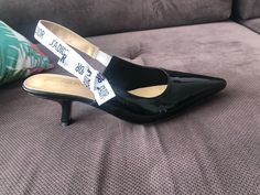 High Heel Leather Women's Summer Shoes | 4Colordress Womens Summer Shoes, Pu Leather, Kitten Heels, High Heels, Walking, Stylish, Model, How To Wear, Fashion