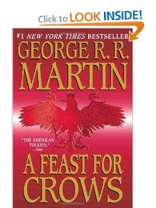 A Feast for Crows (A Song of Ice and Fire, Book 4): George R.R. Martin: 9780553582031: Amazon.com: Books