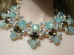 crystal necklace   Flickr - Photo Sharing!