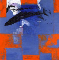 Dal Profundo (2012) : oil on canvas / huile sur toile / olio su tela, 150x150cm ©RobertoMangú #oil #painting #art #Mangu