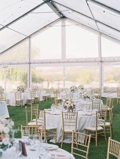 A Malibu Ranch Wedding Filled with Rustic Elegance