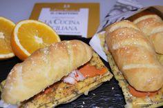 Sicilia: Pane e panelle con gamberi e maionese di gamberi | Automotive Space