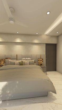 Contemporary bedroom design Ceiling Design Living Room, Bedroom False Ceiling Design, Wardrobe Design Bedroom, Master Bedroom Interior, Bedroom Closet Design, Bedroom Furniture Design, Home Room Design, Living Room Designs, False Ceiling Ideas