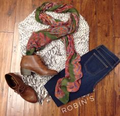 #shoprobins #boutique #fall #scarves #boots