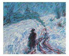 Emil Nolde (1867-1956).Winter 1907