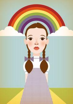 Somewhere over the rainbow    by  Stan Chow    http://farm8.staticflickr.com/7189/6780968056_fcdbd3a5eb_m.jpg
