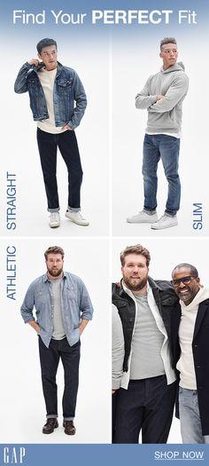 2bb5d5f82c34 Men s Jeans. Plus Size Mens ClothingMens ...