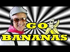 ▶ GO BANANAS - THE LEARNING STATION - YouTube #ActionSong
