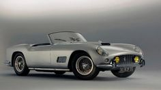 A classic Ferrari sportscar, belonging to late French director and producer, Roger Vadim, was auctioned for a record $5.8 million at the Paris auction house earlier on 3rd of this month.