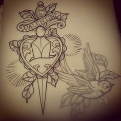 Tattoo sketches Sketches and Sketch tattoo on Pinterest