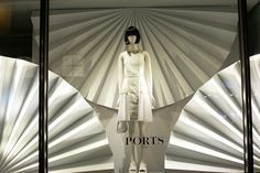 "PORTS,Paris,France, ""Simple and Effective in White"", pinned by Ton van der Veer"
