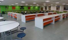 Failsworth Mojo Cafe by British Thornton Mojo Cafe, Dining Area, British, Table, Furniture, Color, Home Decor, Decoration Home, Room Decor