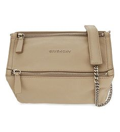 9596c0444401 GIVENCHY Pandora Mini Leather Shoulder Bag.  givenchy  bags  shoulder bags   leather