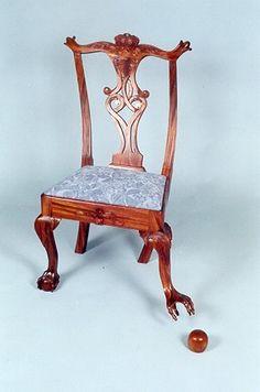 Oops chair