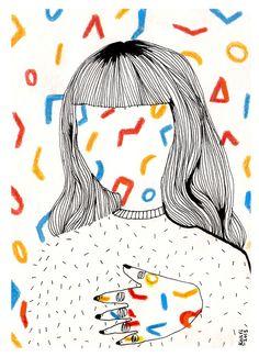 curious (hi) / october 2015 / Karolina Koryl